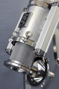 Ecran filtant filtre inox automatique