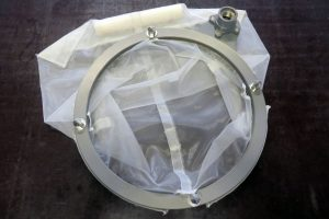 Filter bag nuclear field