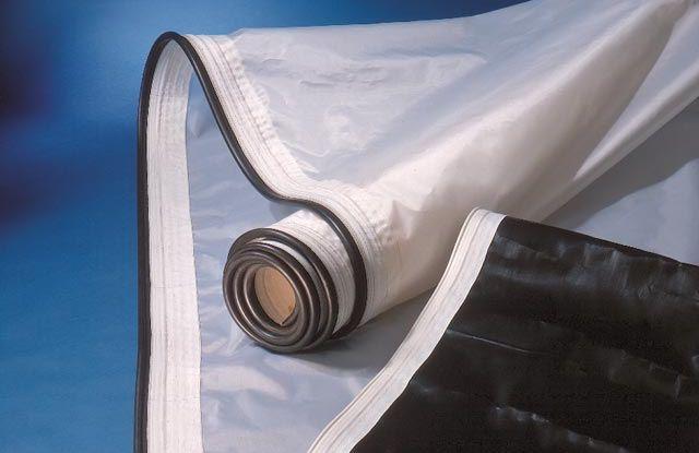 Filter belt chemical industry