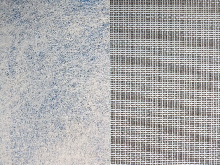 Filter belts or nonwoven