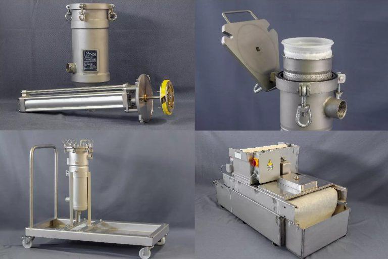 Industrial filter engineering