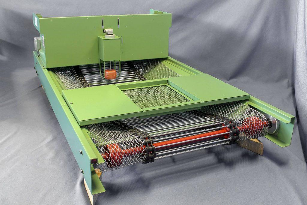 Filtre gravitaire automatique pour produit lessiviel