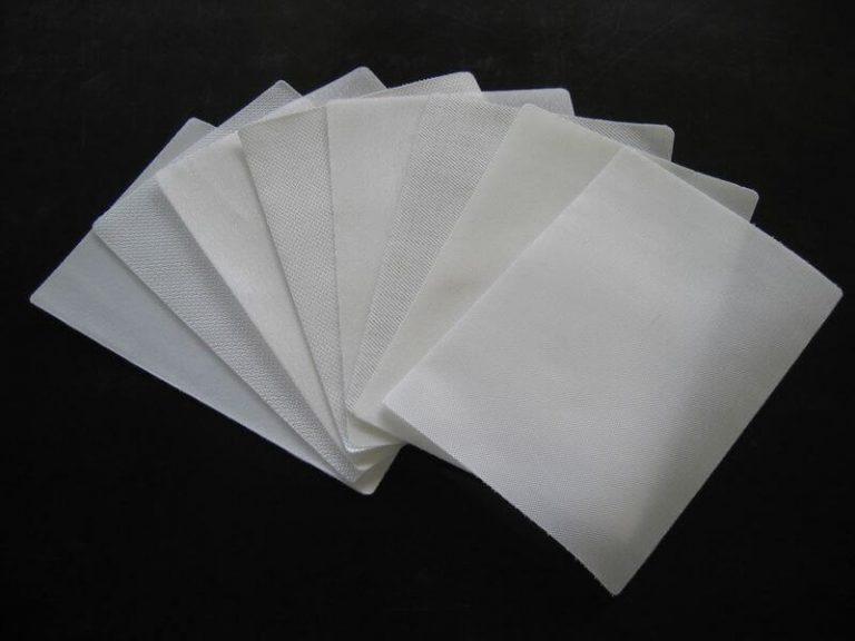 Toiles filtrantes nylon polyester polypropylène