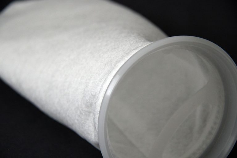 Food grade filter bag