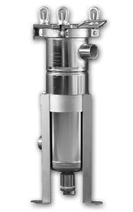 KBF Bag filter housing stainless steel