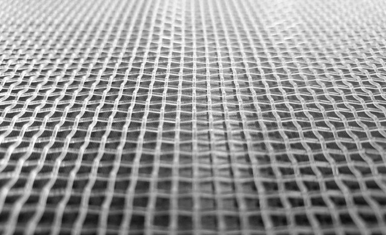 Monofilament filter bag
