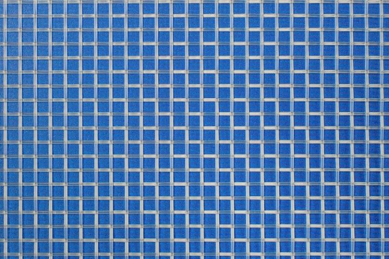 Polyester mesh filter fabric