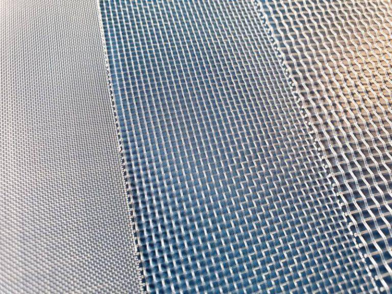 Precision filter fabrics materials