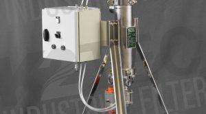 Filtre autonettoyant PLM filtration tapenade olive