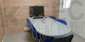 Salle de visioconférence K2TEC