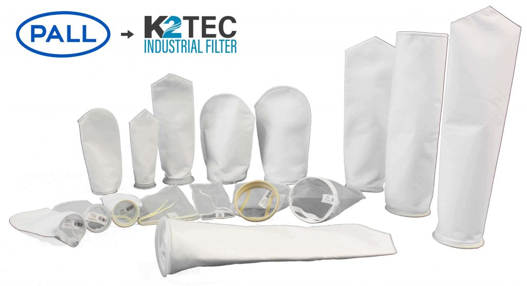 PALL FSI alternative to filter bags
