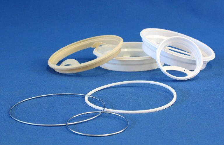 Modèles d'anneaux pour poches filtrantes