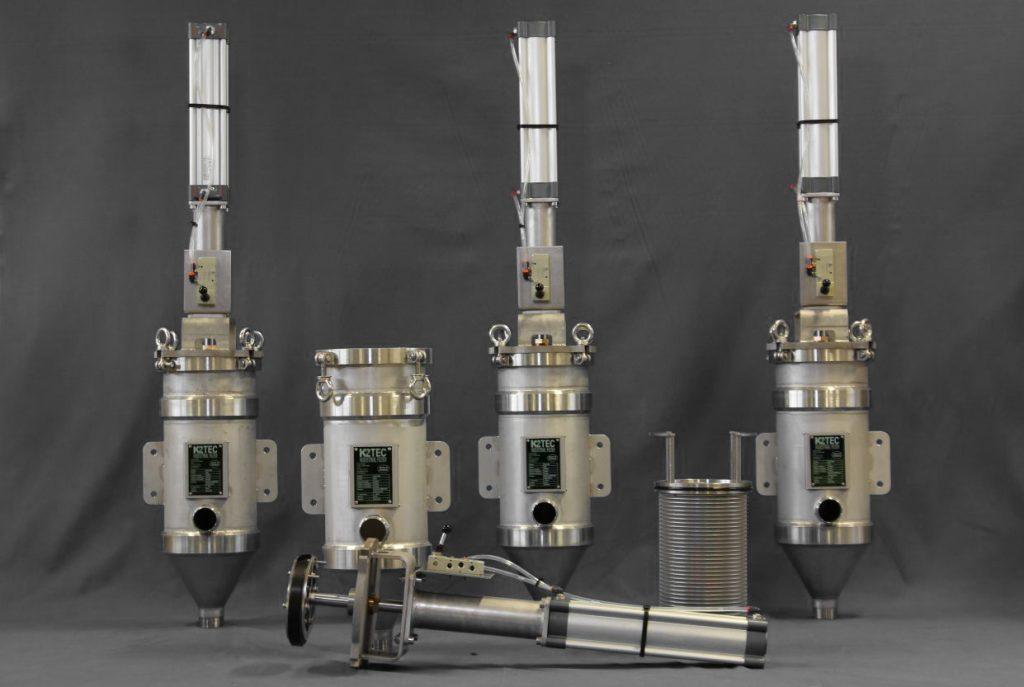filtre automatique plm racleur autonettoyant k2tec