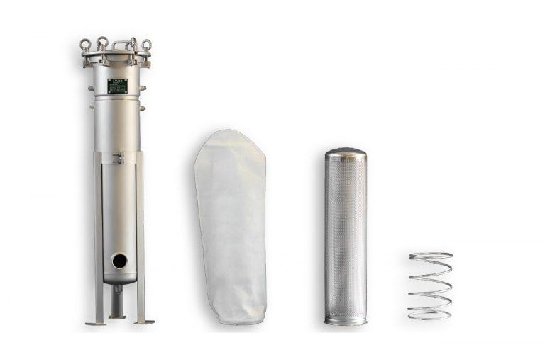 Filtre à poche filtration eau industrielle