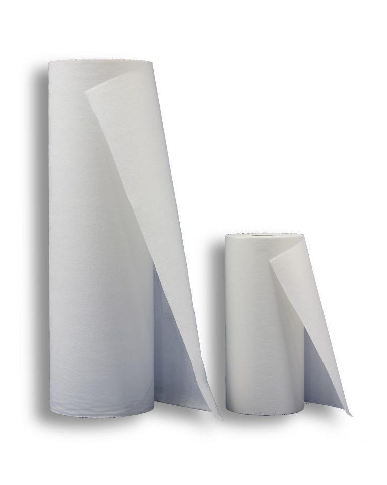 Rouleau de papier filtrant eau industrielle