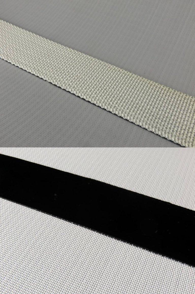 Tasseaux de bandes filtrantes sans fin